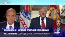 La mort d'Abou Bakr al-Baghdadi représente une victoire politique pour Donald Trump