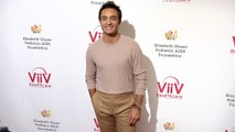 """Ed Westwick 30thAnnual """"A Time for Heroes"""" Red Carpet"""