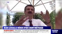 Une vieille vidéo de Jean Lassalle racontant un enterrement inspire un court-métrage
