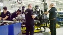 Lamborghini Verbundwerkstoffe auf der ISS