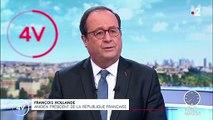 """La mort d'Al-Baghdadi est """"un coup dur"""" pour Daech mais """"pas un coup fatal"""", réagit François Hollande"""