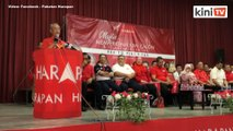 Harapan announces Bersatu Tg Piai chief as candidate for by-election