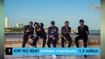 Top Stars : 10 stars ivoiriennes qui ont plus d'un million d'abonnés sur Instagram