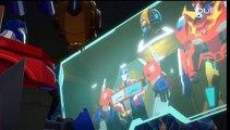 Transformers Cyberverse Saison 2 Episode 18 Le Carrefour