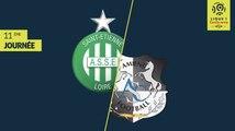 Résumé  vidéo - AS Saint-Etienne - Amiens SC ( 2-2 )