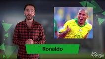 Les légendes du Foot Brésilien : Ronaldo