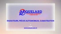Établissements Miquelard, réparation de radiateurs automobiles et climatisation dans le Calvados.