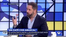 Santiago Abasca acusa a Zapatero de estar detrás de las divisiones de Latinoamérica