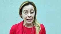Giorgia Meloni  Fratelli DItalia supera il movimento 5 stelle, e oggi è il terzo partito (28 10 19)