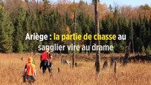 Ariège : la partie de chasse au sanglier vire au drame