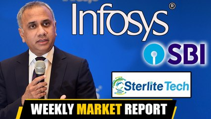 MARKETS THIS WEEK: INFOSYS IS BEING FORCED TO ANSWER ACCUSATIONS OF IMPROPRIETY