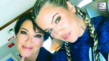 Khloe Kardashian Threatens To Expose Mom Kris For Ignoring Her On KUWTK!