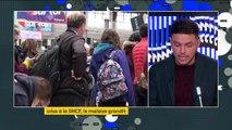 Réforme des retraites : la SNCF multiplie les grèves