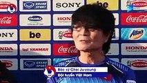 Bác sỹ Choi Ju - young nói gì về khả năng tham dự SEA Games 30 của Đình Trọng? | VFF Channel