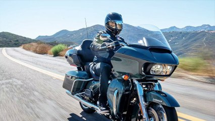 Riding Harley's 2020 Road Glide Limited and CVO Limited