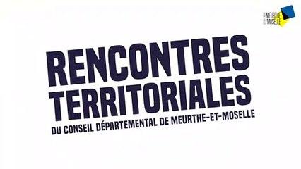 Rencontre territoriales 2019 - Terres de Lorraine