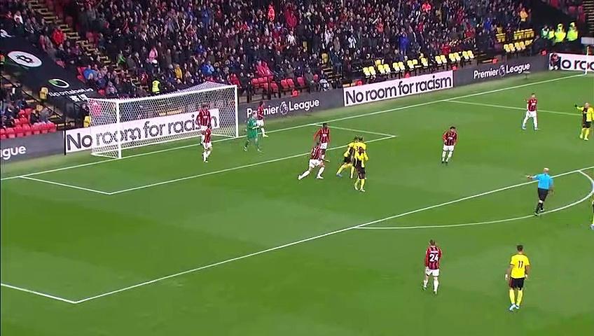 10. Hafta / Watford - Bournemouth: 0-0 (Özet)