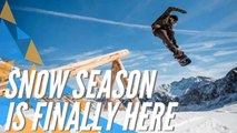Snow, Tricks and Party! | Best of Kaunertal Opening 2019 (AUT)
