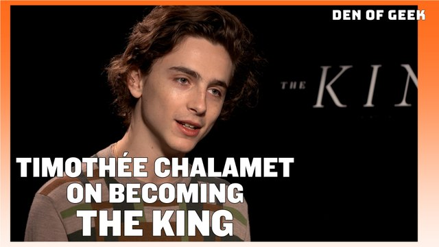 The King (2019) - Timothee Chalamet, Joel Edgerton, and David Michôd Interview