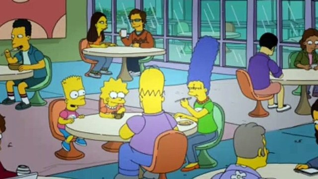 The Simpsons Season 30 Episode 5 Baby You Can't Drive My Car