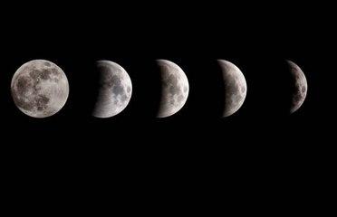 Die außergewöhnlichsten Mondfinsternisse