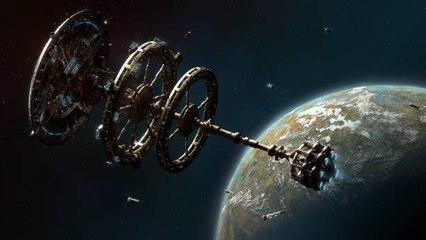 Interstellare Reisen: Wie groß wäre das ideale Schiff?