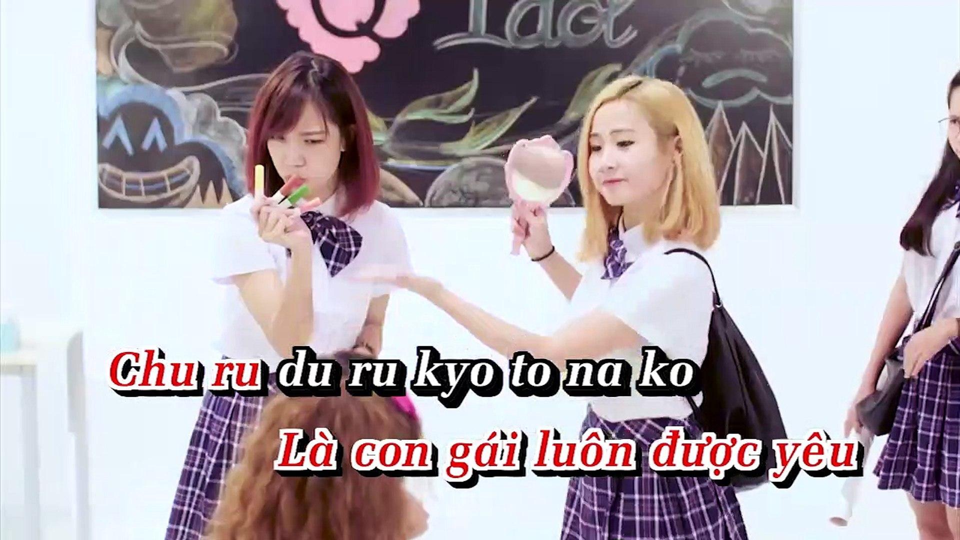 [Karaoke] Con Gái Có Quyền Điệu - Hari Won [Beat]
