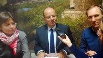 Christophe Grudler (MoDem) ne veut pas d'une tête de liste PS aux municipales à Belfort