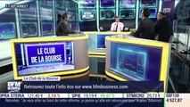Le Club de la Bourse: Christian Parisot, Mourtaza Asad-Syed, Pierre Mouton et Jean-Louis Cussac - 28/10