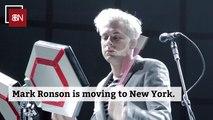 Mark Ronson Needs New Scenery
