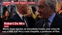 'The Irishman's' Robert De Niro On Why He Keeps Working with Martin Scorsese: 'A Professor Of Film'