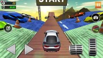 Car Stunts Impossible - Extreme City GT Driving - Android GamePlay