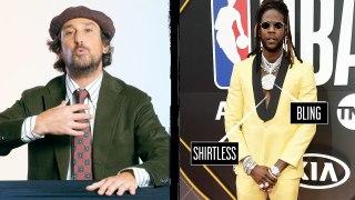 Fashion Expert Breaks Down Celebrity Suits Part 1