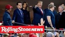 World Series Crowd Boos Trump | RS News 10/28/19