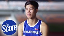 Up and Coming Olympian EJ Obiena | The Score