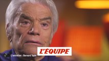 L'entretien avec Bernard Tapie en intégralité - Foot - L'Equipe Enquête
