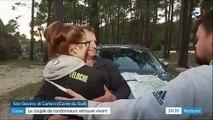 Corse : le couple perdu s'était égaré