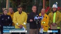 Incendies en Californie : les pompiers semblent impuissants