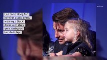 Bradley Cooper and Irina Shayk's Daughter Just Made Her First Public Appearance