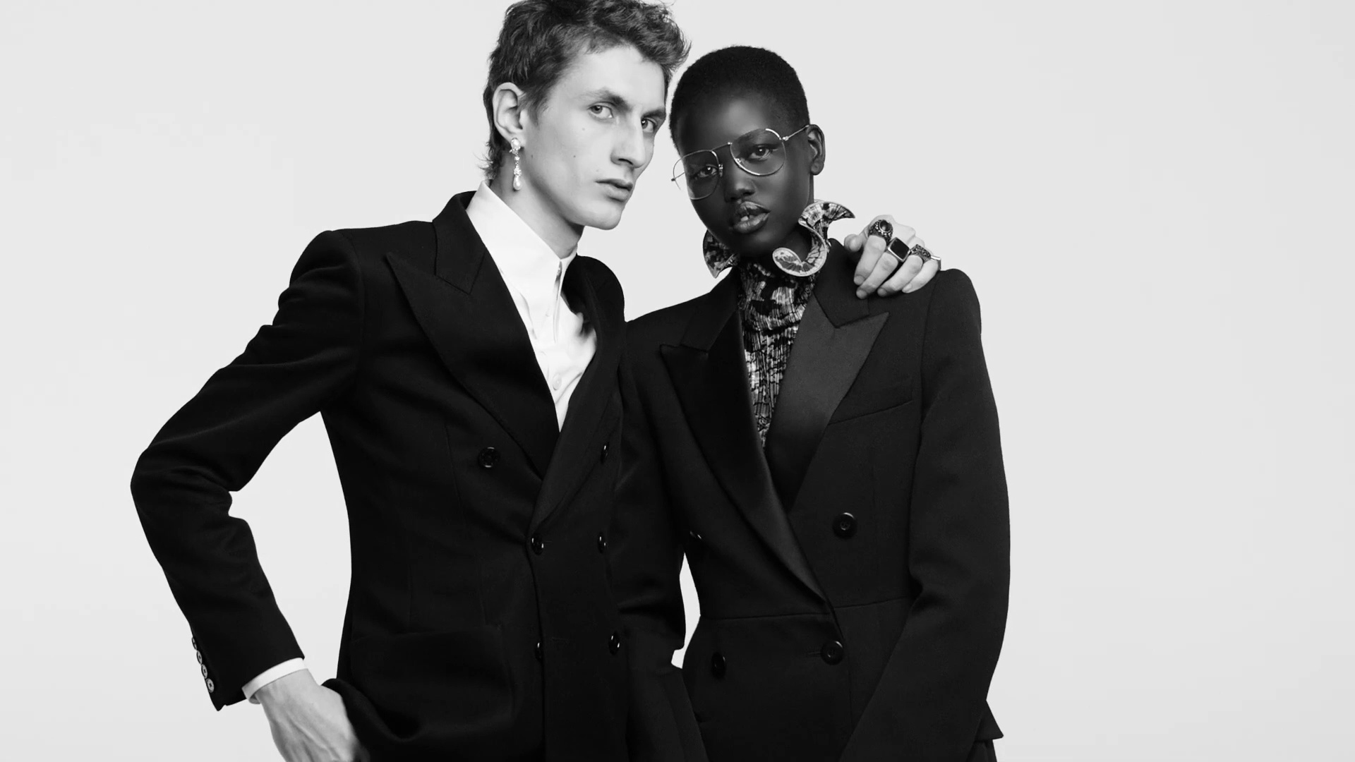 "Givenchy FW19 ""Winter of Eden"" Campaign"