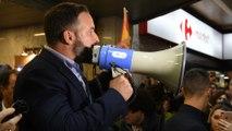 """Abascal dice que """"en ningún caso"""" facilitará un Gobierno socialista"""
