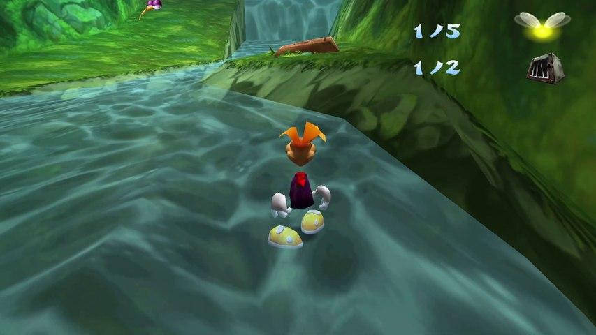 MortaLet's Play - Rayman 2 The Great Escape (PC) [Partie 1 : Sylve Fraîche]