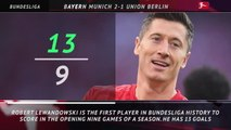 Bundesliga: 5 things - Lewandowski's latest landmark