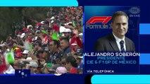 Fox Sports Radio: Confirmado, el GP de México es el mejor de todos