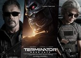 Terminator Dark Fate Movie Clip  - Fight and Flight - Linda Hamilton and Arnold Schwarzenegger vs Terminator!
