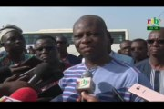 RTB/Lancement de la 2e édition de la caravane de l'intégration africaineà Ouagadougou
