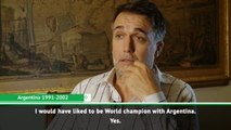 Gabriel Batistuta's World Cup regrets