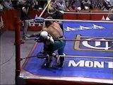 Espectrito/Halcon Dorado Jr/Pierroth Jr vs Mascara Sagrada/Mascara Sagrada Jr/Mascarita Sagrada Jr (AAA September 8th, 1996)
