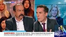"""Réforme des retraites : """"La CGT ne vient pas"""" discuter dans les réunions bilatérales, déclare Jean-Baptiste Djebbari"""