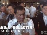 Duterte backs Kaliwa Dam project but insists on safeguards